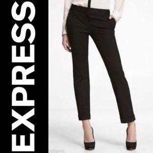 NWT EXPRESS EDITOR CROP PANTS